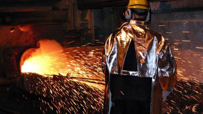 El sector metalúrgico, otrora el motor de la economía de la ciudad, el de los mas afectados por las continuas crisis económicas.