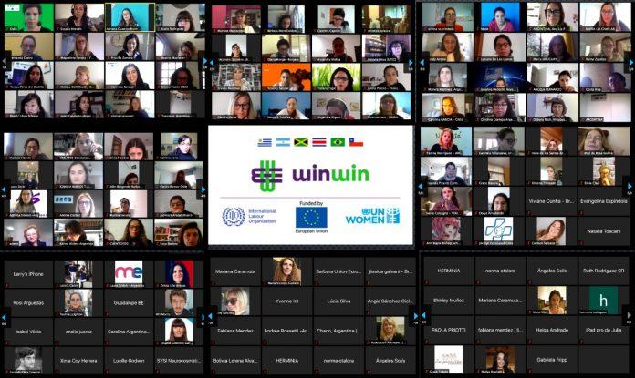 La formación virtual contó con la participación de emprendedoras tandilenses